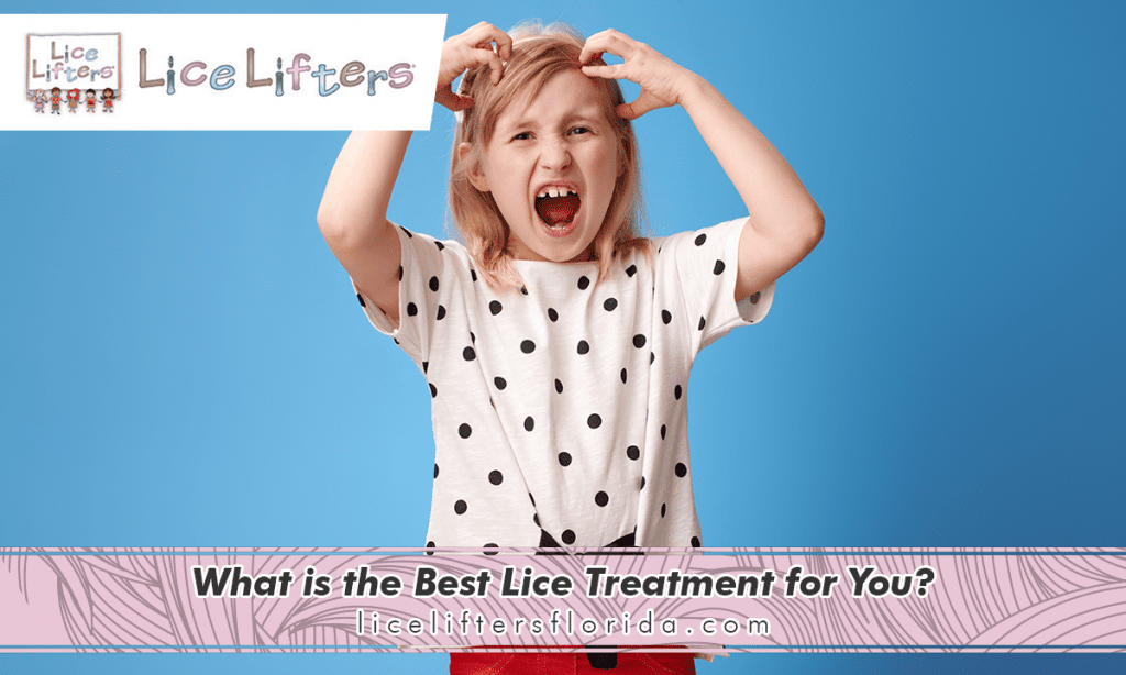 What is the Best Lice Treatment for You? 2020